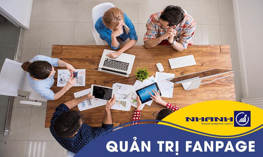 Dịch vụ quản trị fanpage chuyên nghiệp tại Đà Nẵng - Liên hệ ngay 0915.124.711