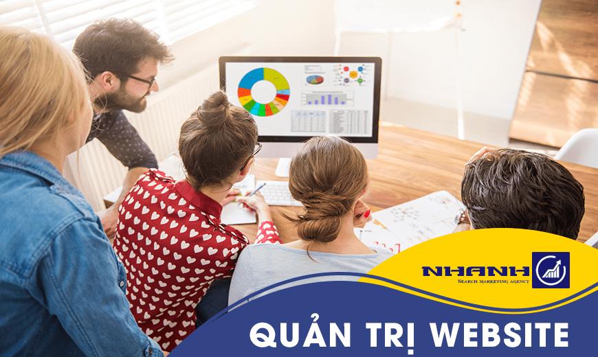 Đơn vị thực hiện dịch vụ quản trị website uy tín tại Đà Nẵng - Liên hệ ngay 0915.124.711