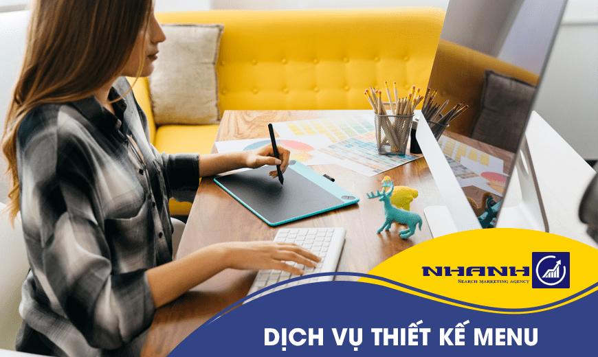 Dịch vụ thiết kế menu chuyên nghiệp tại Đà Nẵng - Liên hệ ngay 0915.124.711