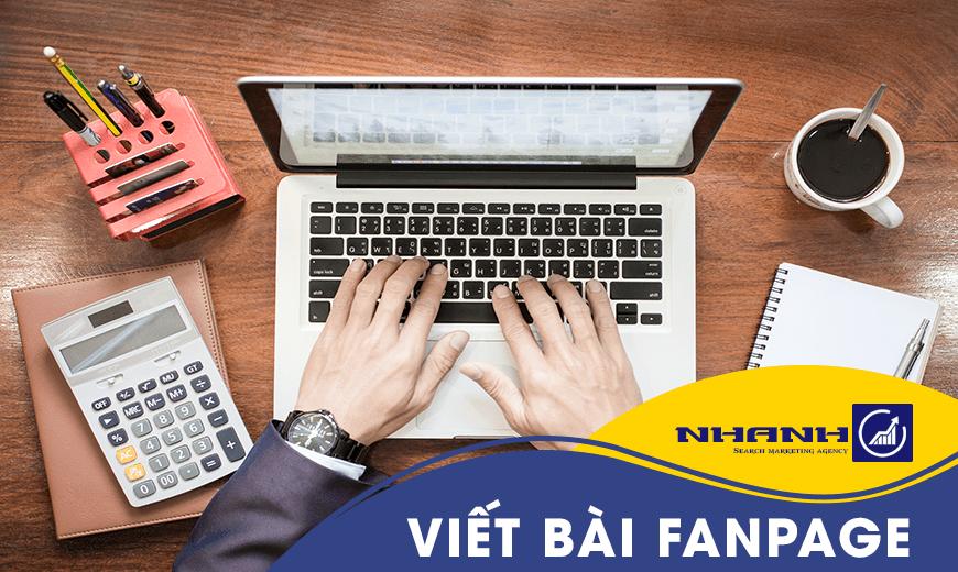Đơn vị thực hiện dịch vụ viết bài fanpage uy tín tại Đà Nẵng - Liên hệ ngay 0915.124.711