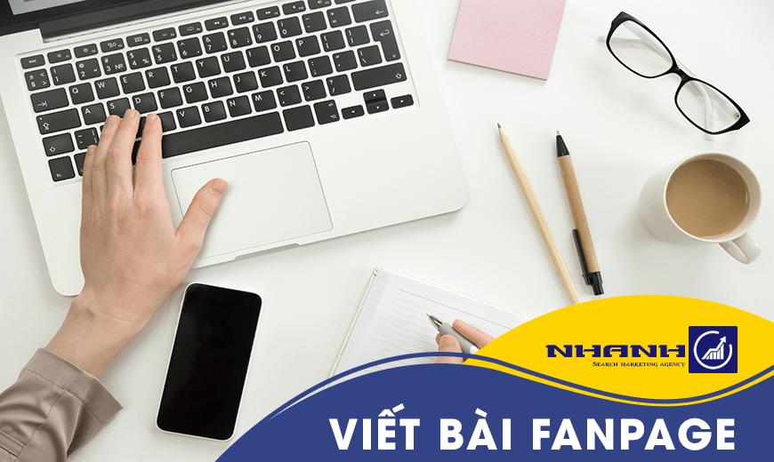 Dịch vụ viết bài fanpage chuyên nghiệp tại Đà Nẵng - Liên hệ ngay 0915.124.711