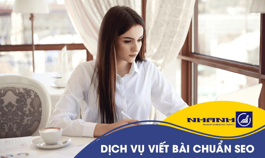 Đơn vị thực hiện dịch vụ viết bài chuẩn SEO uy tín tại Đà Nẵng - Liên hệ ngay 0915.124.711