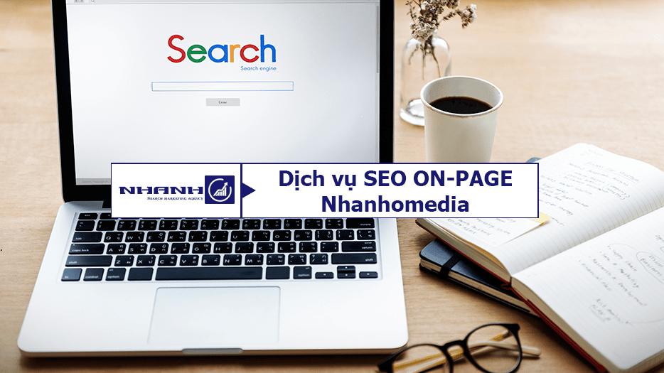 Dịch vụ SEO On-Page Đà Nẵng - Nhanhomedia
