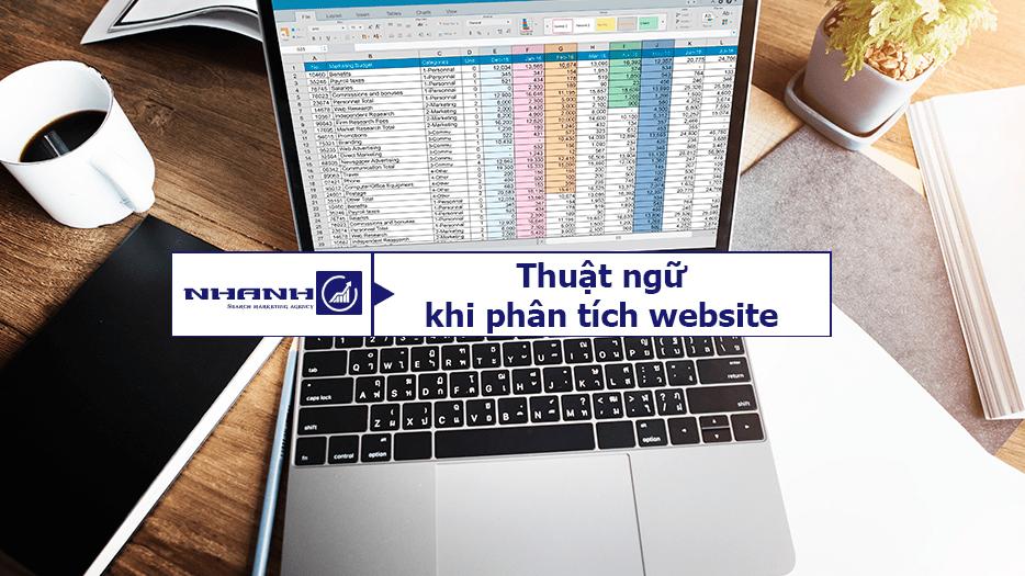 Thuật ngữ khi phân tích website - Nhanhomedia