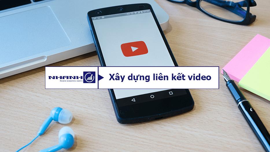 Xây dựng liên kết video với Youtube - Nhanhomedia